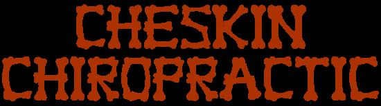 cheskin chiro logo